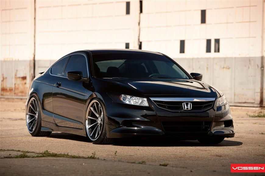 Vossen Accords Wheel Thread Post Them Up Drive Accord Honda Forums