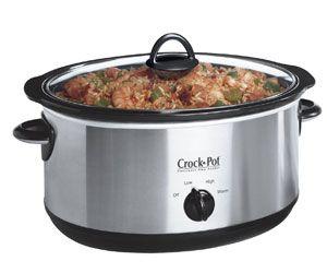 Slow Cooker: Würzige Eintöpfe im Crockpot schmoren   Chefkoch.de