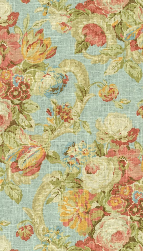 25 b sta waverly wallpaper id erna p pinterest toile for Waverly wallpaper