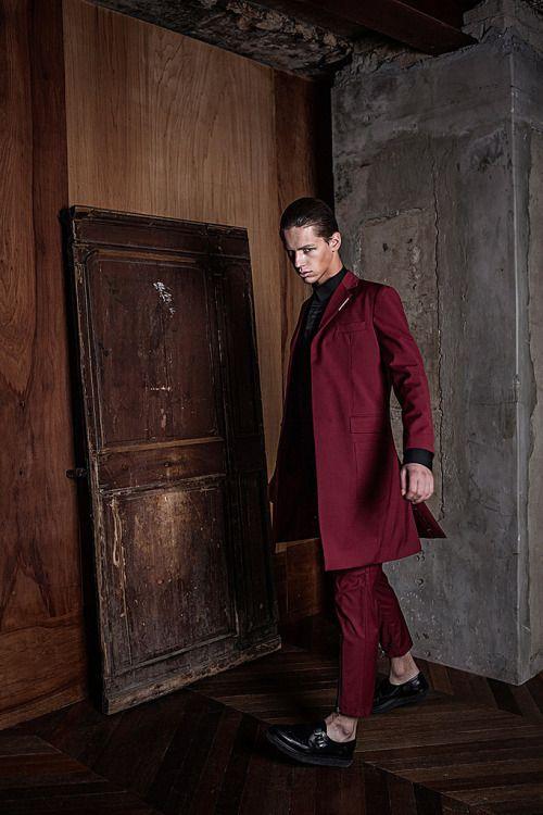 Requichot FW15.  menswear mnswr mens style mens fashion fashion style campaign lookbook requichot