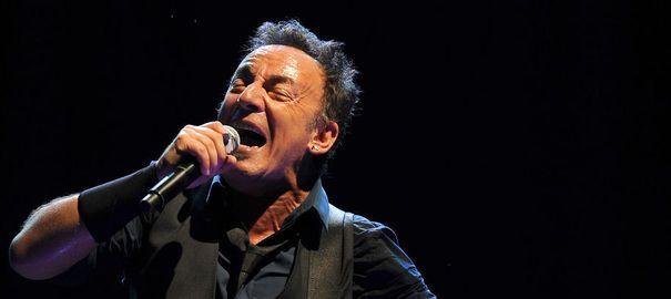 Bruce Springsteen live à Paris 2012