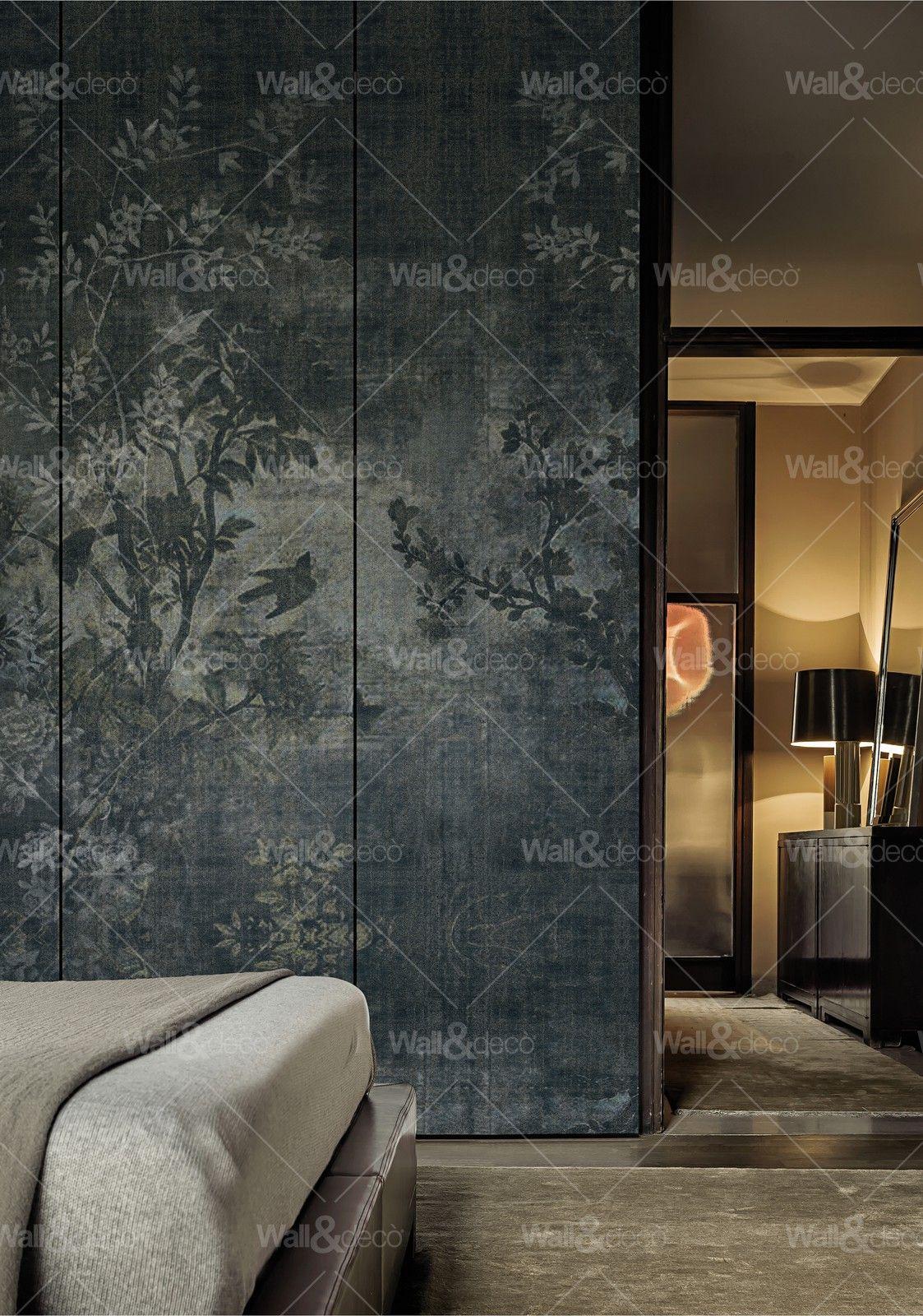 Wall&decò Midsummer Night in 2020 Interior decoration