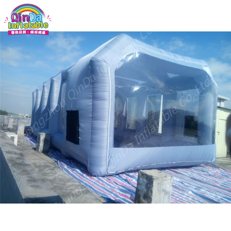 Spray Paint Booth Car Painting Oven Spray Pain Inflatable Paint