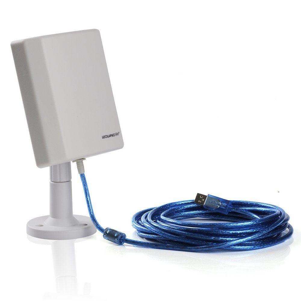 Patuoxun Antenne WiFi à Longue Portée Sans Fil Jusquà M - Antenne wifi usb longue portée