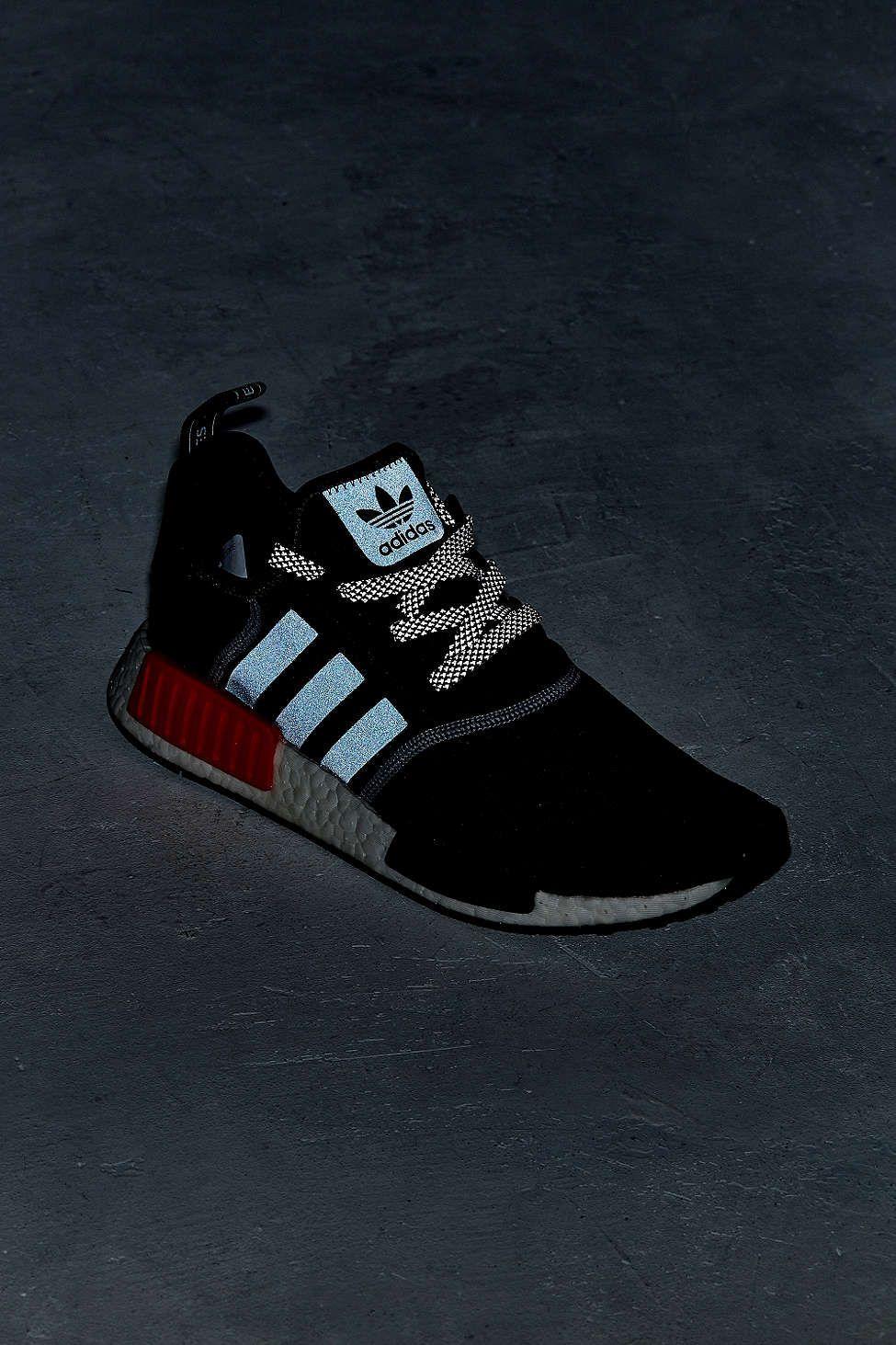 scarpe adidas nmd r1 riflettente urban outfitters uomini