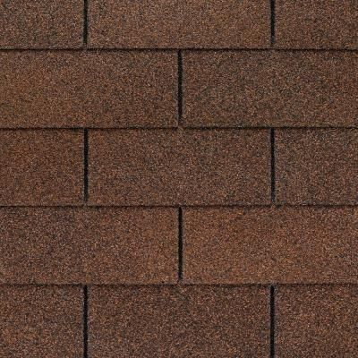 Best Gaf Royal Sovereign Autumn Brown 25 Year 3 Tab Shingles 400 x 300