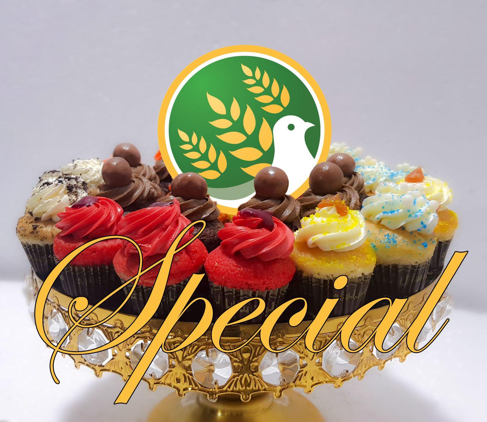 كبكيك كب كيك مافن سنابل السلام كيك كيكات صور Cup Cake Cake Cakes Muffin Cake Decoration Cake Design A B Sunnad Absunnad Ab Special Cake Cake Photography Cake