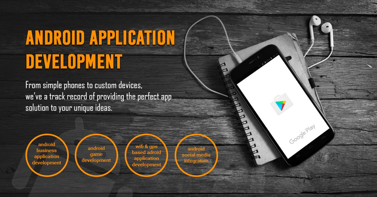 Service I'll provide Create Applications using embedded