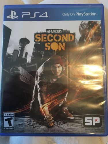 PS4 InFamous Second Son Game Brand Ne https://t.co/tDXYg3m5Pv https://t.co/0NhmuXq1d2