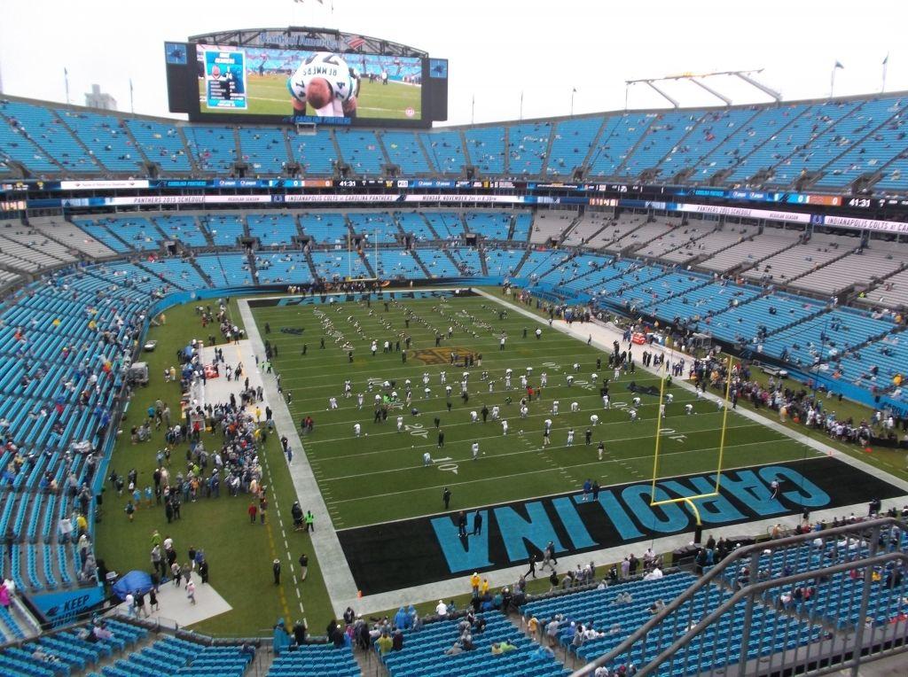 Brilliant In Addition To Lovely Carolina Panthers Stadium In 2020 Bank Of America Stadium Lsu Stadium Bank Of America