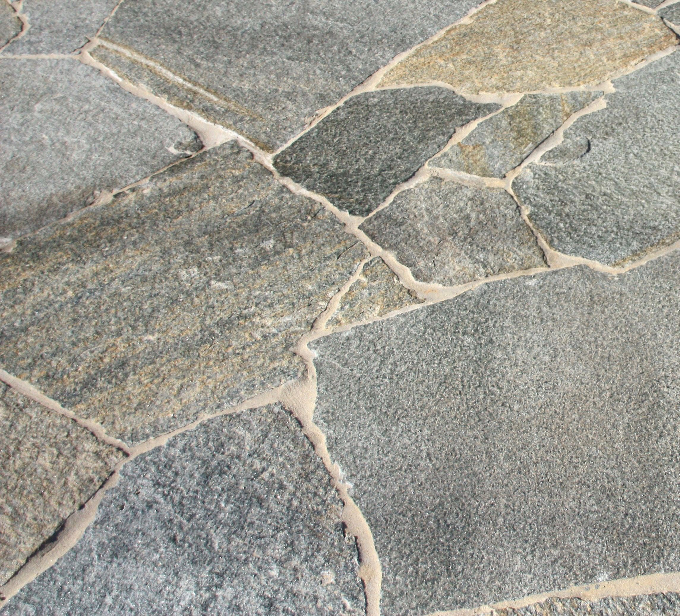 Outdoor Tile Natural Stone : Luca crazy paving natural stone flooring by eco outdoor is