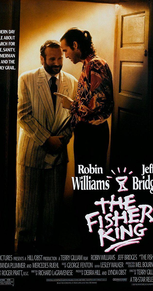 The Fisher King (1991) IMDb The fisher king, Robin