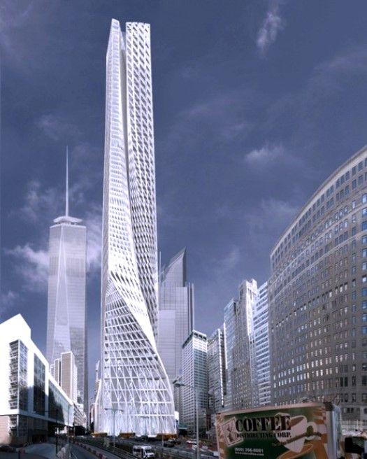 El diseño, de Edgar Calle Torres, se inspira en proyectos visionarios para Manhattan.