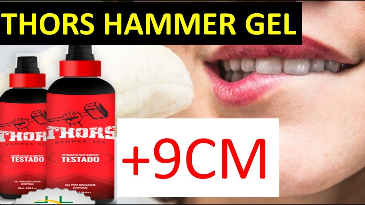 thors hammer gel quanto custa