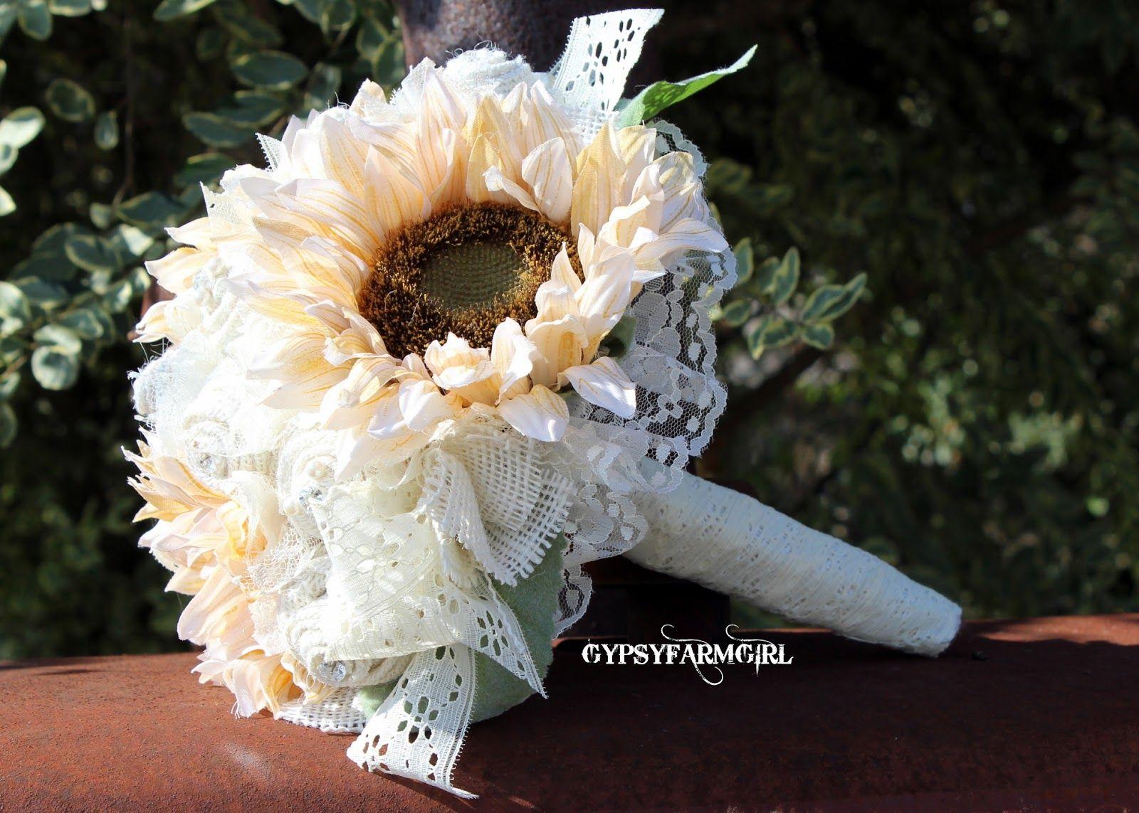 Rustic Bouquet,Burlap Bouquet,Bouquet,Wedding Bouquet,Dried Bouquet,Alternative bouquet Yellow /& Natural Burlap Bridesmaid Bouquet 8/'/'