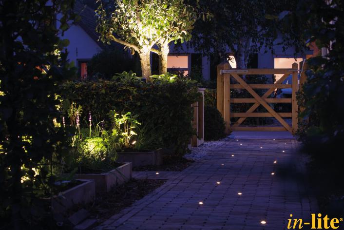 Pad tuinverlichting 12v led grondspot hyve 22 eigen huis tuin