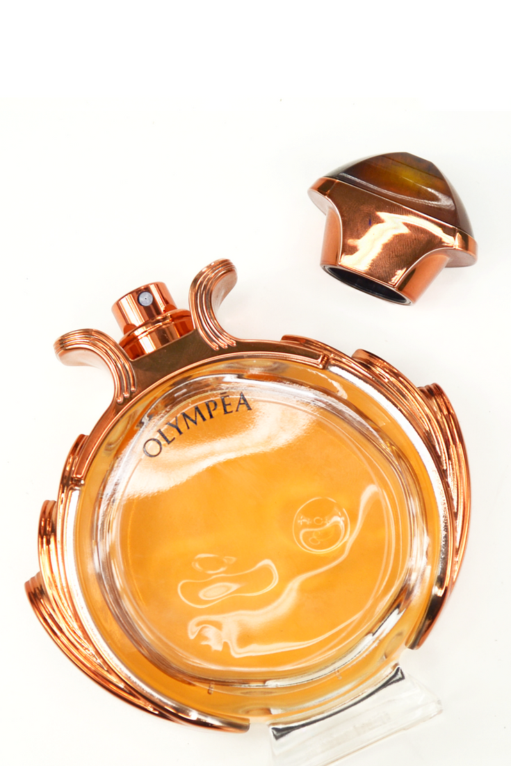Paco Rabanne Olympea Intense Eau de Parfum, the new gourmand scent for women