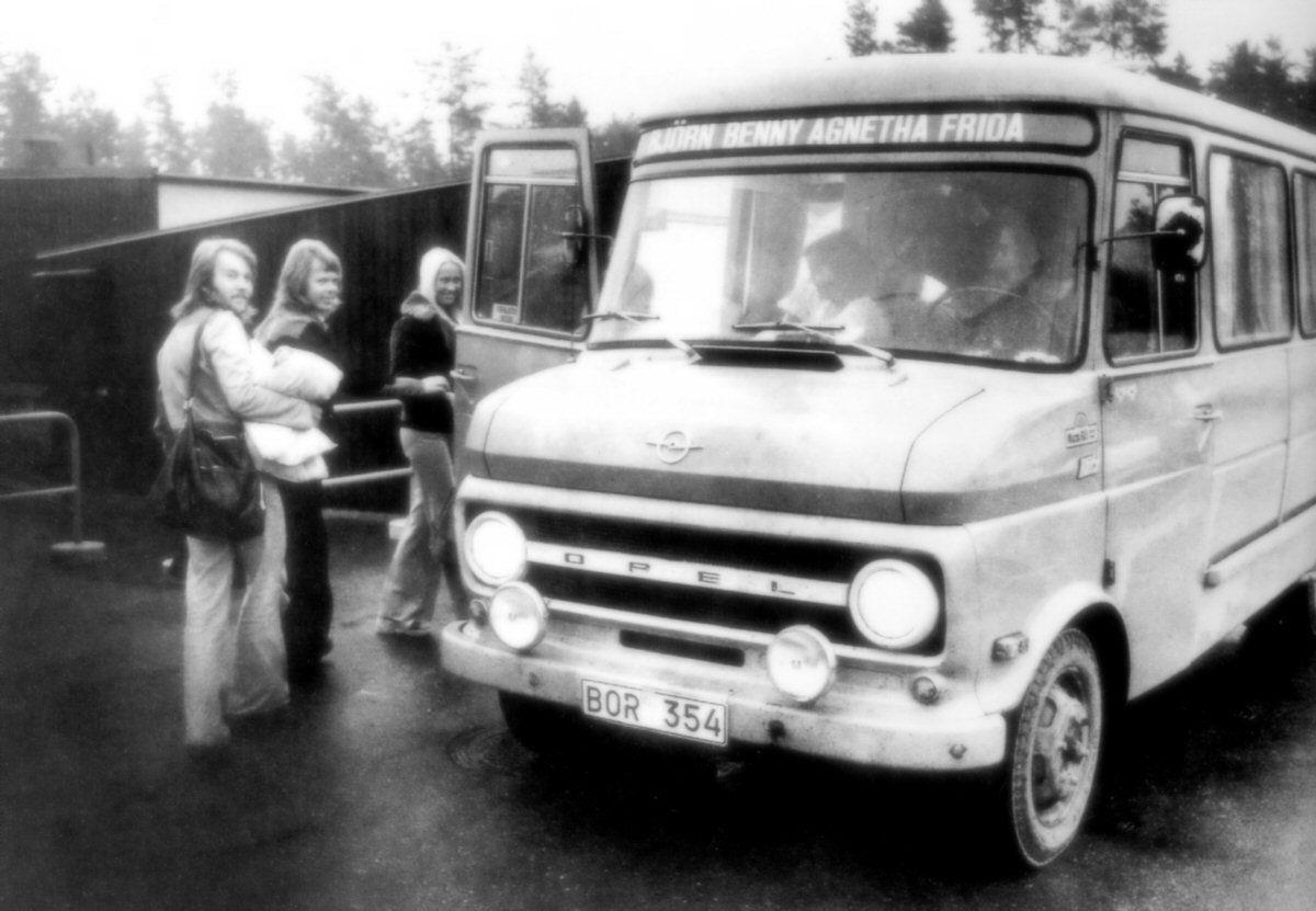 ABBA, 1973-tour