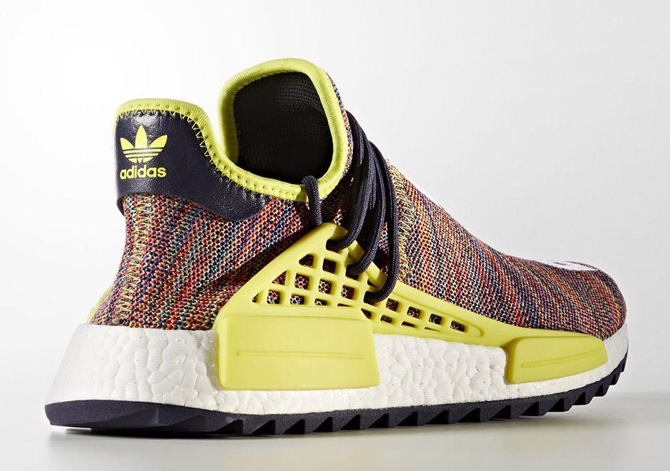 a756385f3 Pharrell Williams x adidas Originals Hu NMD Trail Silhouette   Young