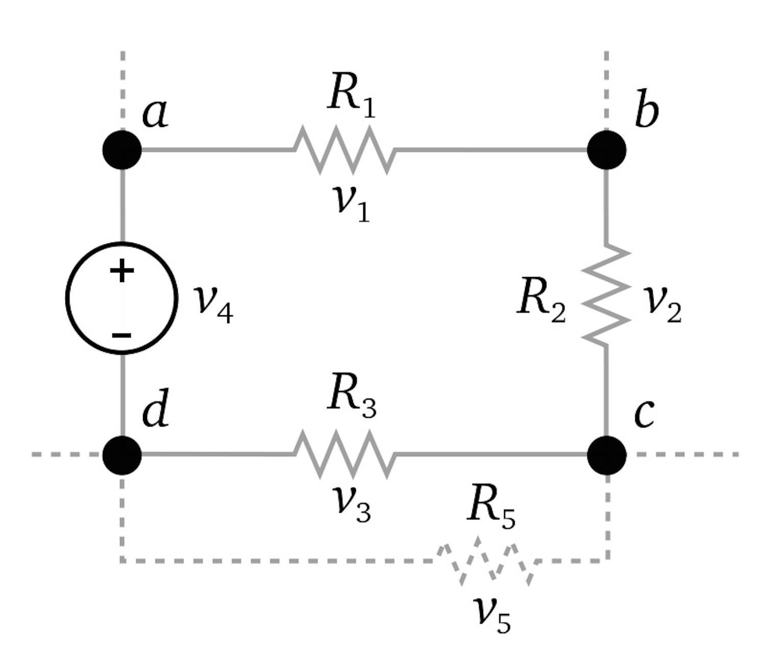 Kirchhoff S Laws For Current And Voltage