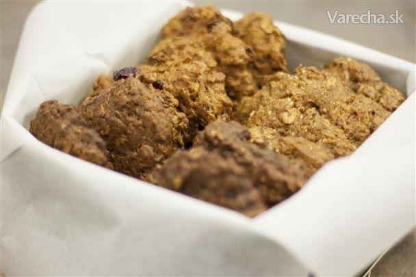 Domáce ovsené sušienky - keksy (fotorecept)