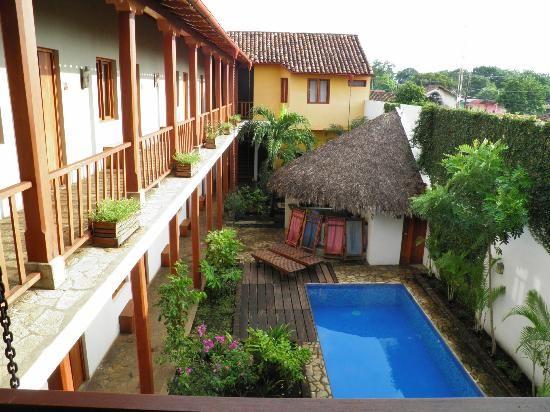 Hotel Con Corazón, een hotel in Nicaragua waarbij alle inkomsten naar een onderwijsprogramma voor jongeren gaan