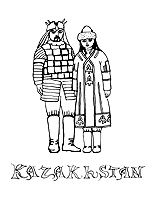 Kazakhstan For Kids Free Crafts Coloring Pages Puzzles Maps And More Explorers Unit Coloring Pages School Work