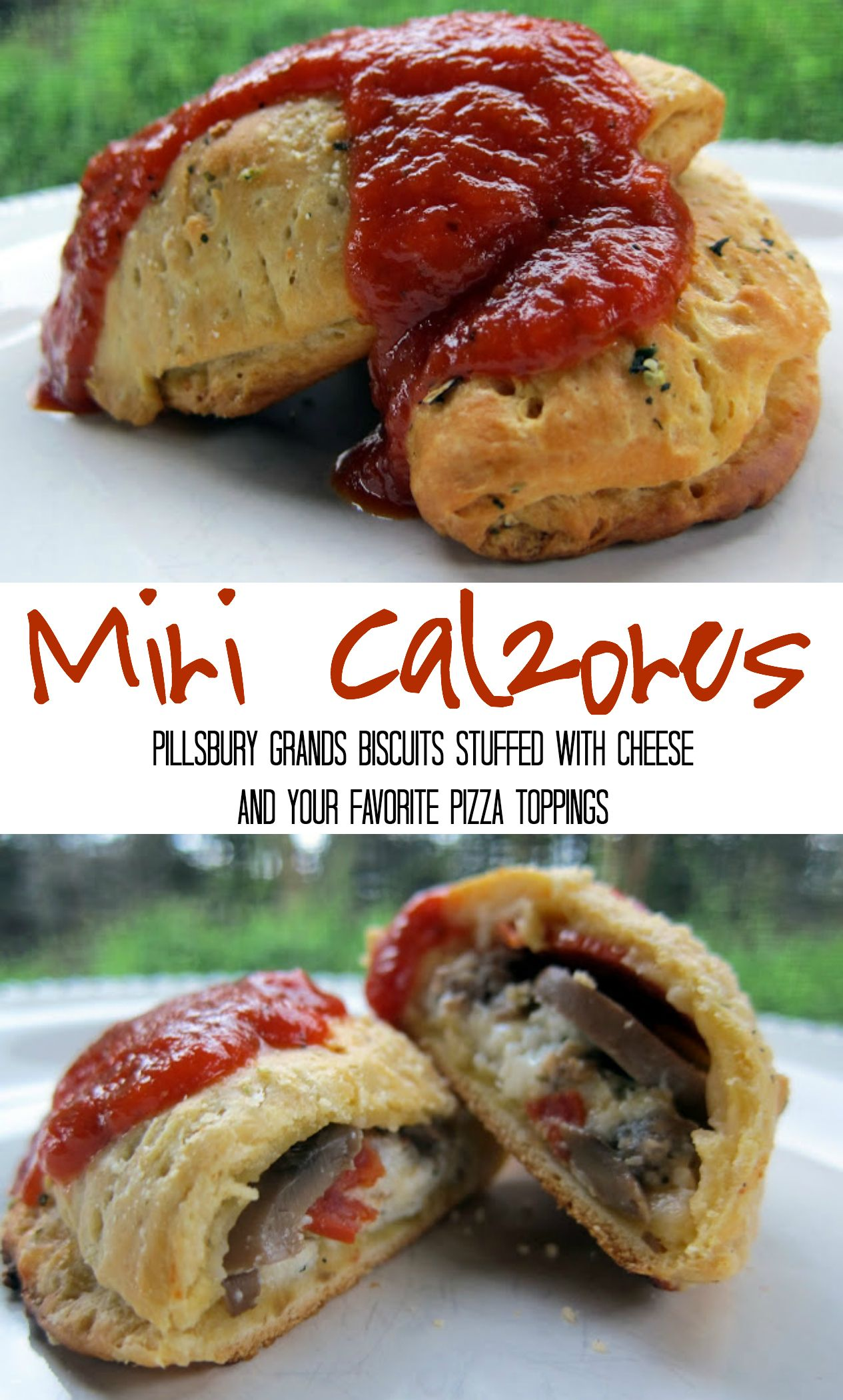photo How to Make Thanksgiving Leftover Mini Calzones