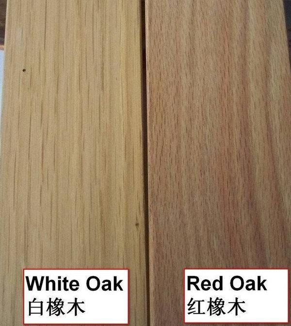 Red Oak Vs White