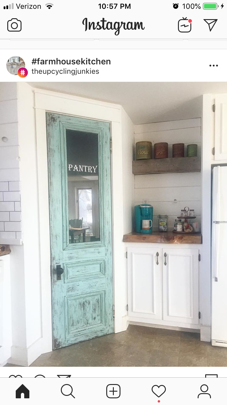 Pin By Hailey Owen On D H Future Home ️ Rustic Pantry