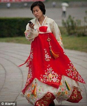 North Korean Choson Ot Hanbok Fashion Korean Fashion Korean Fashion Trends