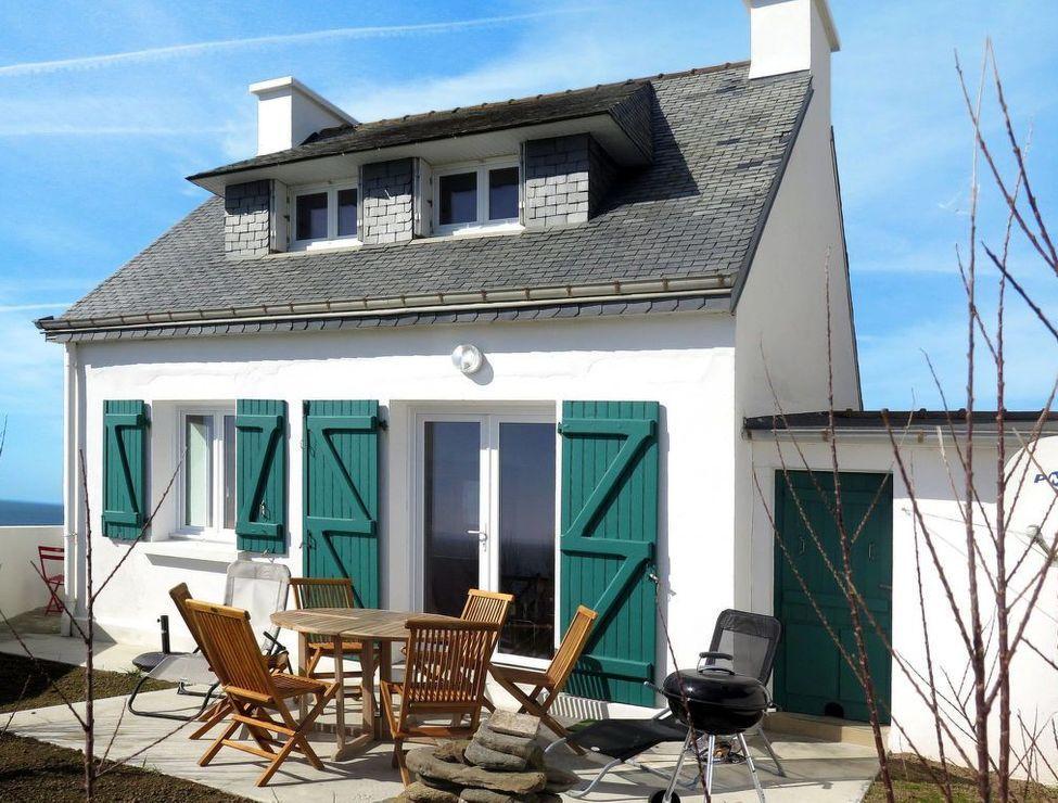 Bretagne direkt meer haus kaufen am Haus in