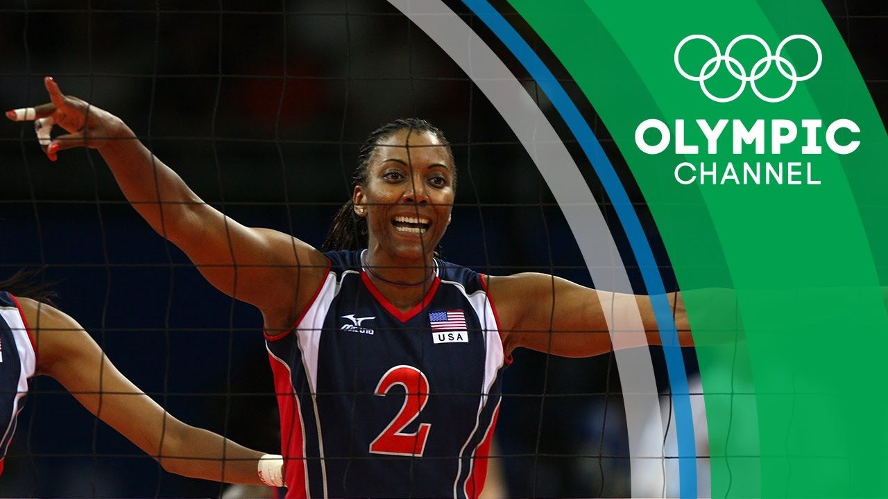 Meet Coach Danielle Scott Arruda The Z Team Volleyball Positions Olympic Channel Usa Volleyball