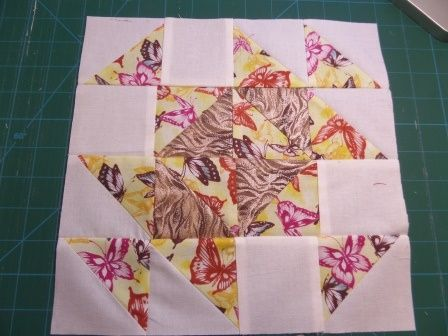 Flying Dutchman Quilt Block Pattern And Tutorial From Ludlow Quilt