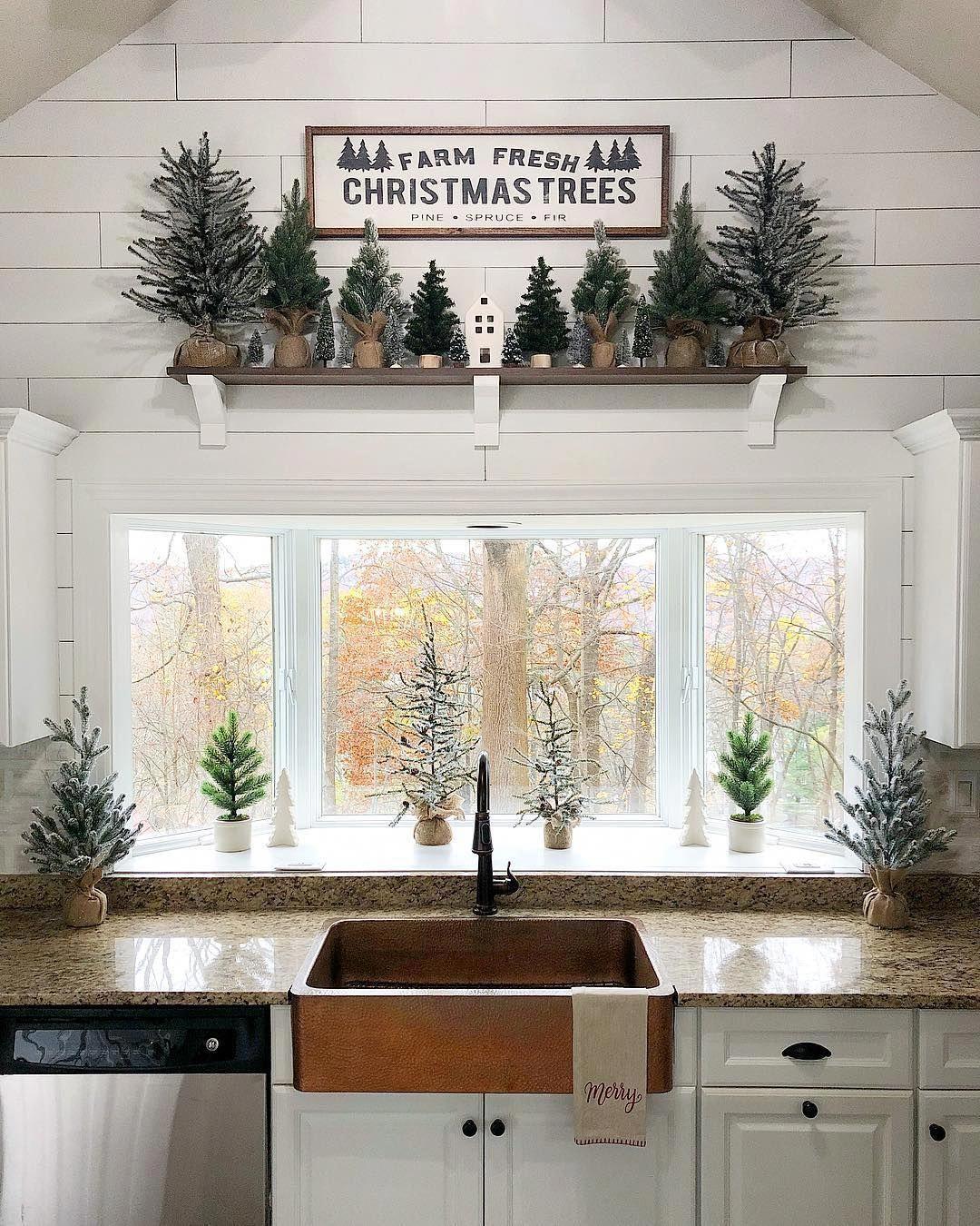 i ve not found this until today kitchen diy decor farmhouse christmas christmas decorations on farmhouse kitchen xmas id=45095