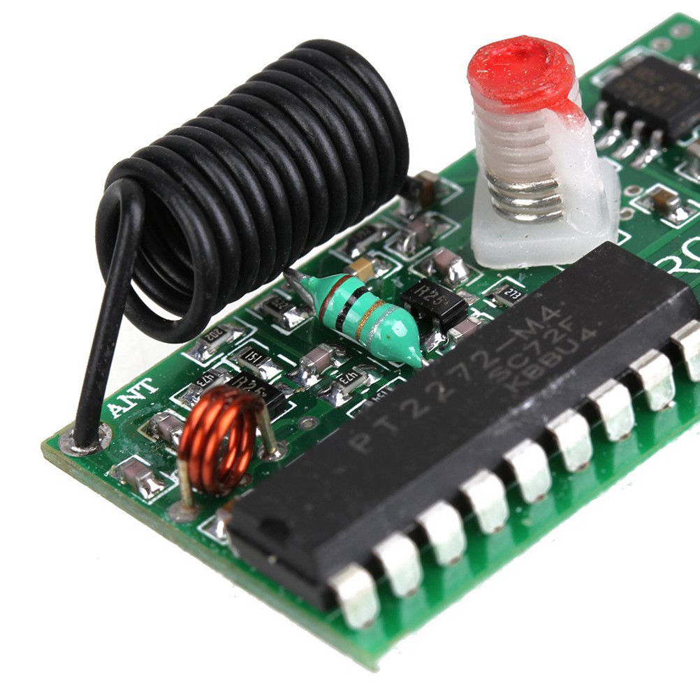374 4 Channel 433mhz Rf Radio Wireless Controller Module Remote Conductive Pen Gadgets Other Electronics Ebay 37 Control Home