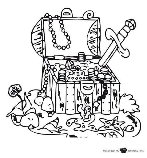 Piratas Dibujos De Piratas Piratas Paginas Para Colorear