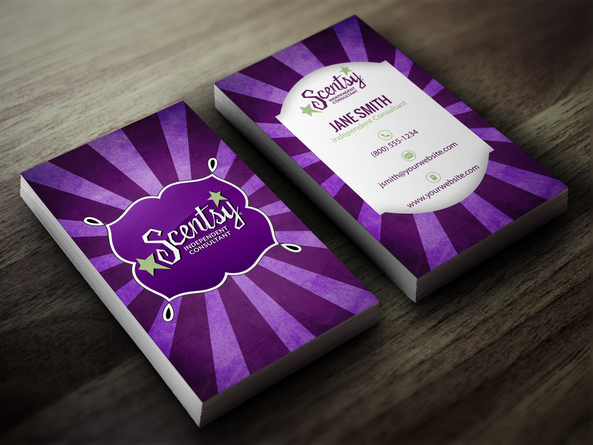 Scentsy Business Cards Free Shipping Free Business Cards Printing Business Cards Business Card Design