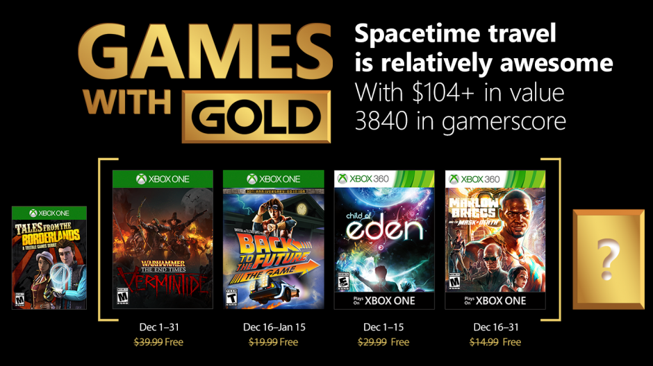 Greetings Gamers It S Time To Welcome The Holidays With A New Collection Of Games Coming To Games With Gold This D Free Xbox One Games Free Xbox One Xbox One