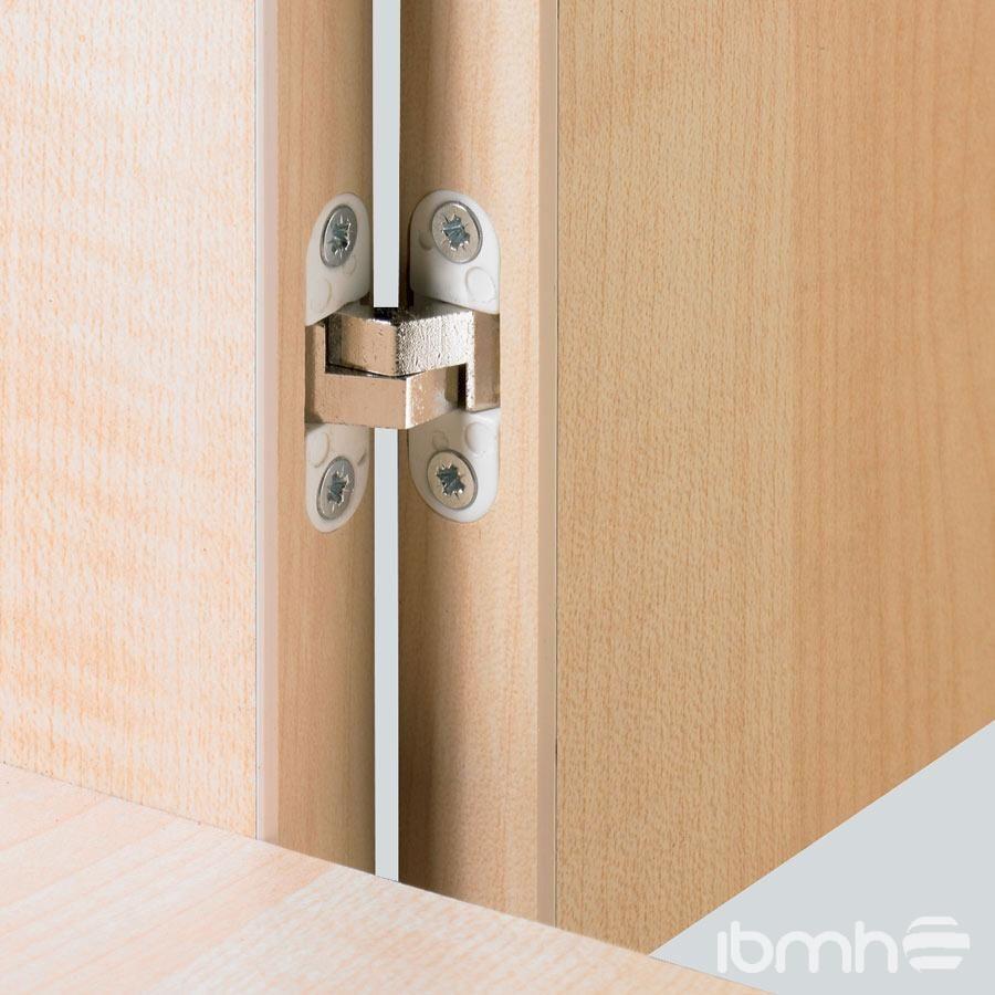 Importar bisagras ocultas para for Bisagras para muebles de madera
