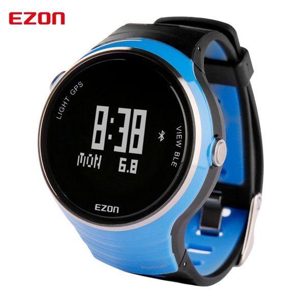 digital gps smart running sport watches