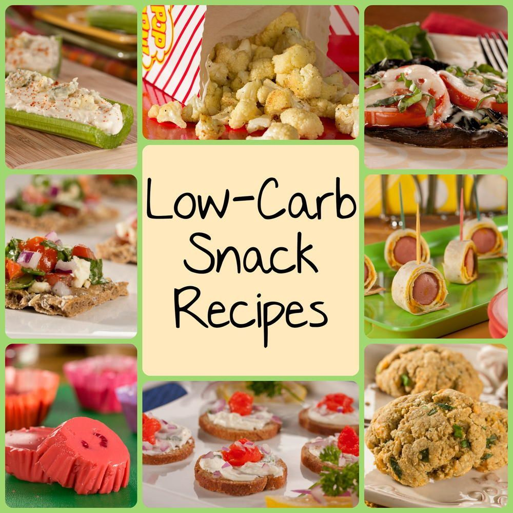 10 Best Low-Carb Snack Recipes | EverydayDiabeticRecipes.com ...