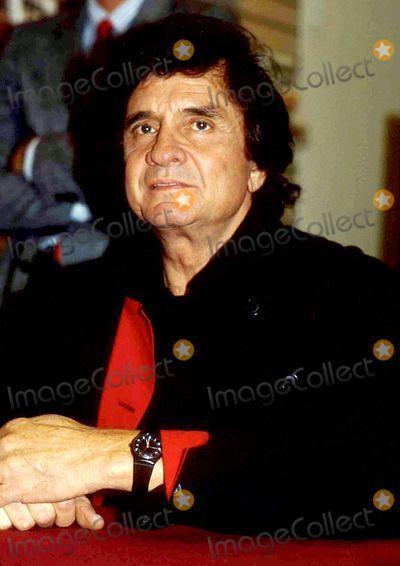 Johnny Cash Photo Bypaul SchmulbachGlobe Photos Inc 1994 Johnnycashretro