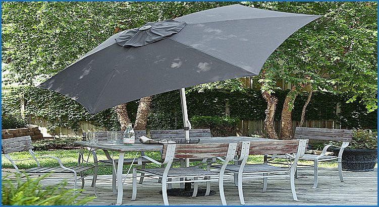 Elegant Best Patio Umbrella Stand For Wind