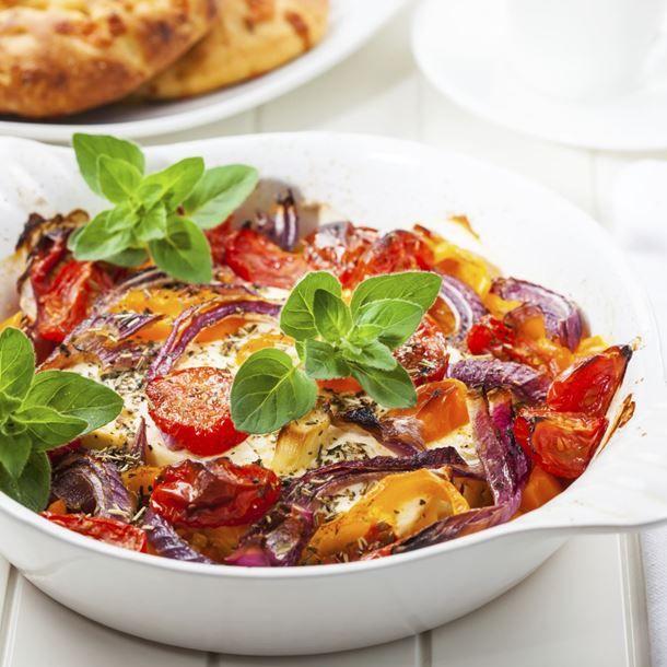 Petit gratin de l gumes ensoleill s au comt recette cuisine france p t oeuf divers - Cuisiner aubergine rapide ...