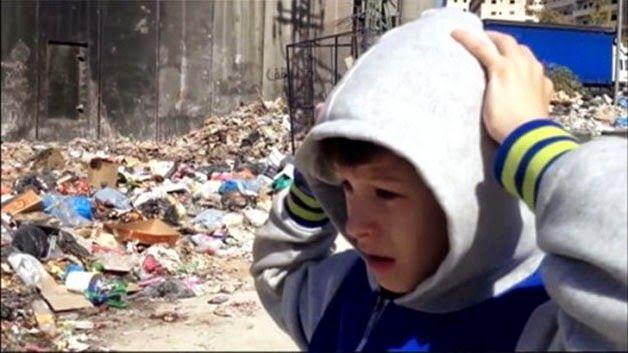 Taís Paranhos: Pai leva filhos obcecados por games de guerra a um conflito de verdade...