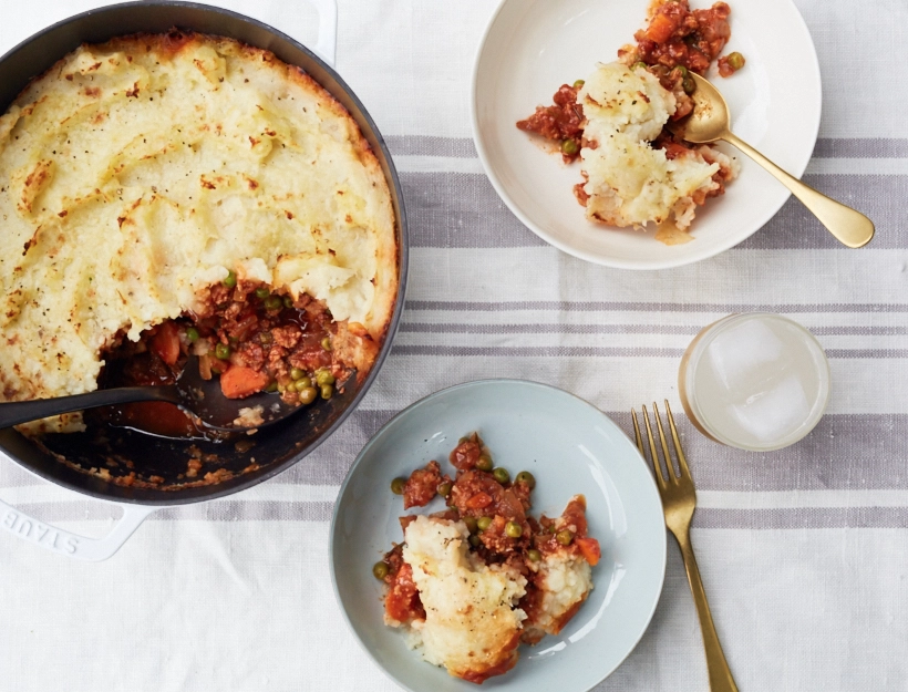 Family-Friendly Gluten-Free Shepherds Pie Recipe | goop #shepardspie