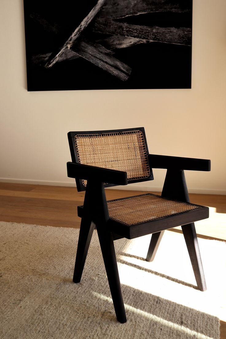 Photo of Handmade furniture – Pierre Jeanneret