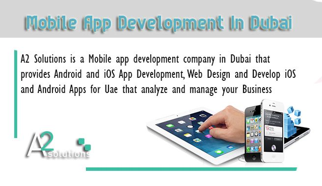 Mobile App Development Near Dubai App development