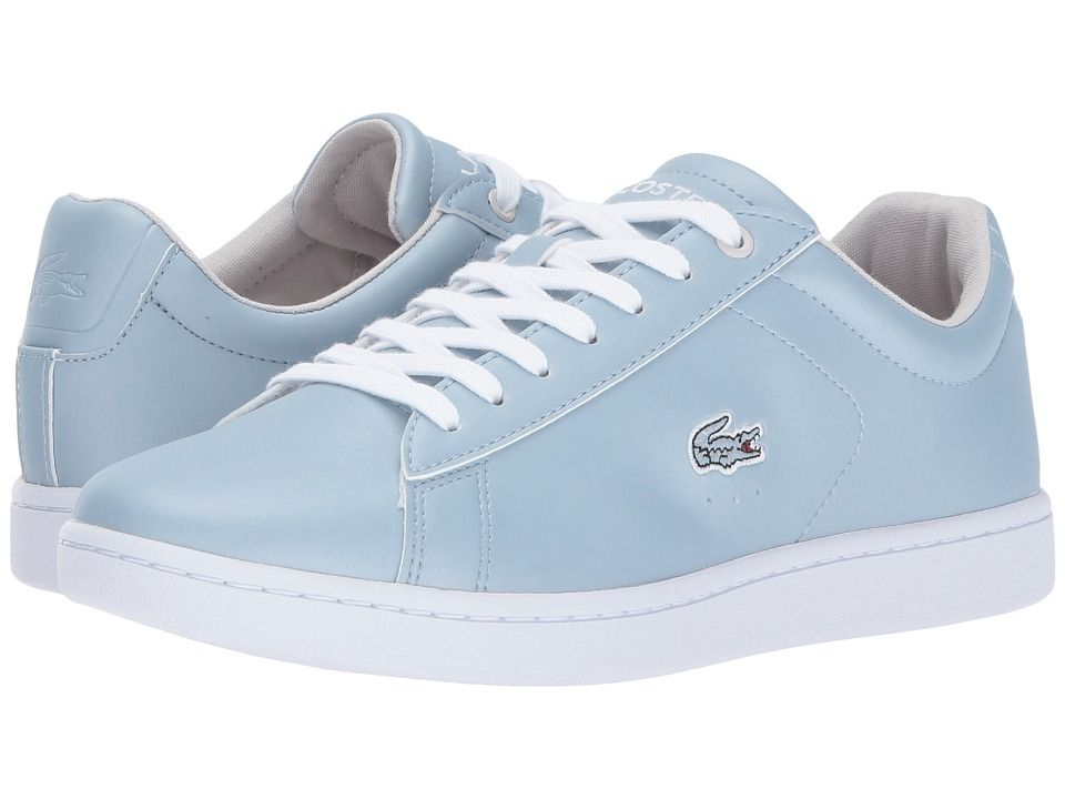 b362e644f LACOSTE LACOSTE - CARNABY EVO 317 4 (LIGHT BLUE) WOMEN S SHOES.  lacoste   shoes
